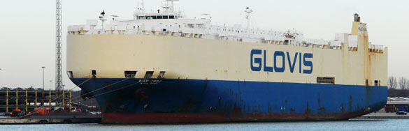 RORO - MV ASIAN GRACE